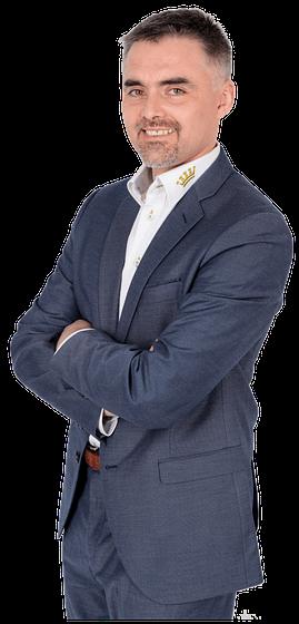 Michal Kriška - certifikovaný realitní makléř