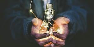 energie ve vlastních rukách