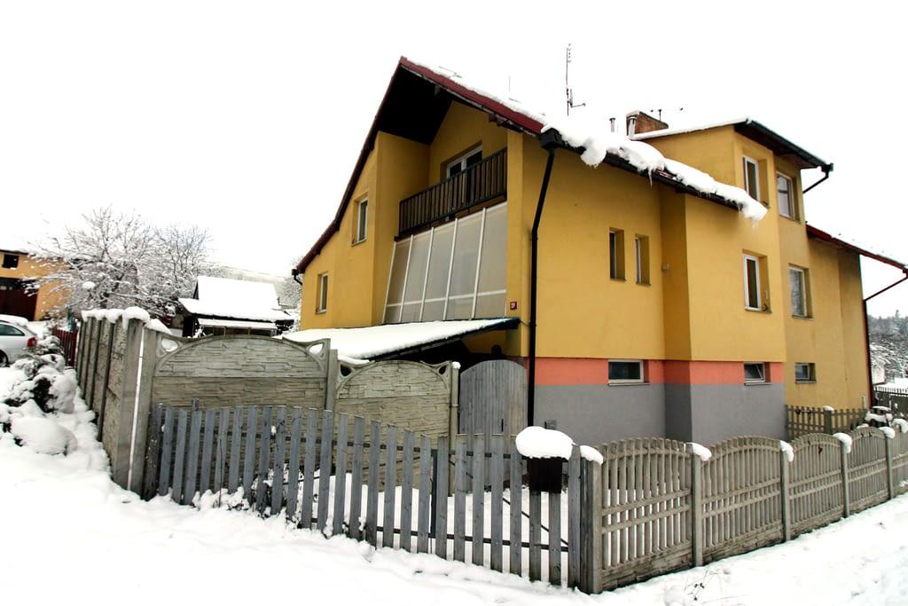 rodinný dům Žirovnice - Litkovice